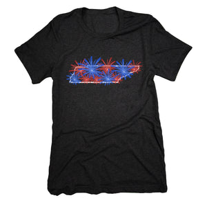 Tennessee 4th July Tee