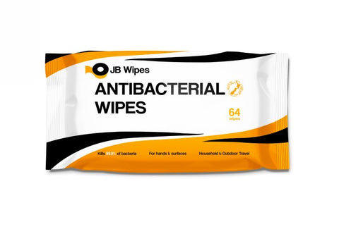 Bamboo Antibacterial Wipes **Available for Wholesale**