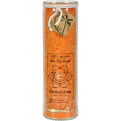 Aloha Bay Unscented Chakra Jar Love Svadhishthana Orange - 1 Candle