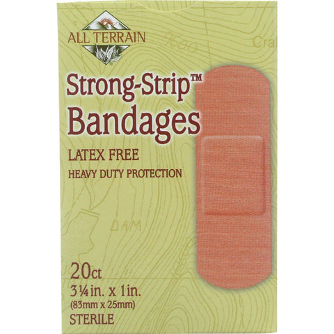 Bandage; Strong Strip