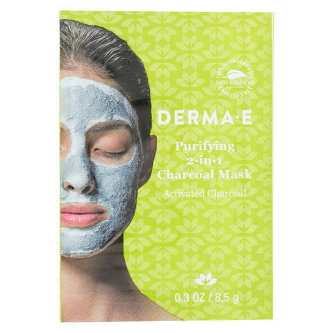 Derma E - Purifying Mask - Case Of 18 - .3 Oz
