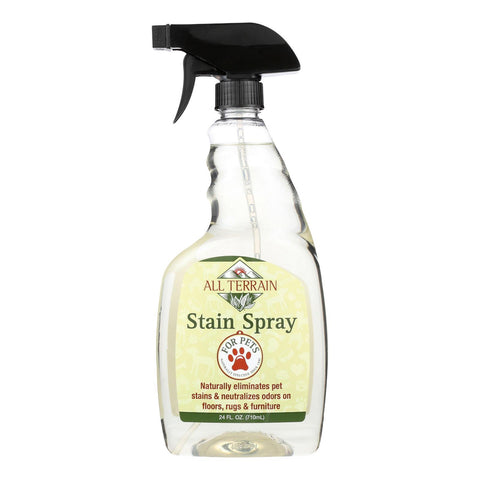 All Terrain Spray - Pet Stain - 24 Oz