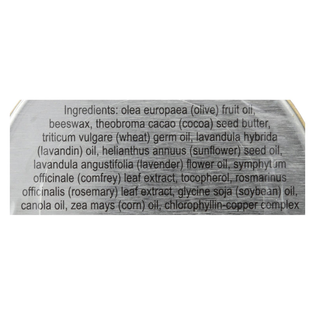 Burts Bees - Res-q Ointment Ds - Cs Of 24-1 Ct