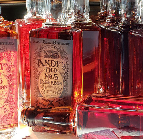 Andy's Old No.5 Bourbon
