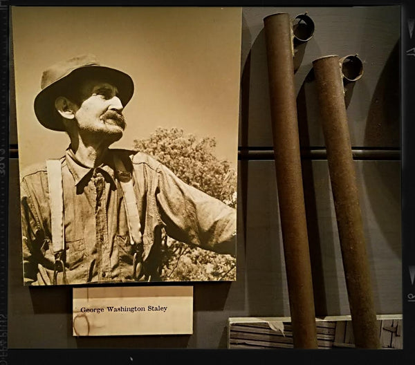 George Washington Staley, Missy's great grandfather and last distiller prior to Prohibition