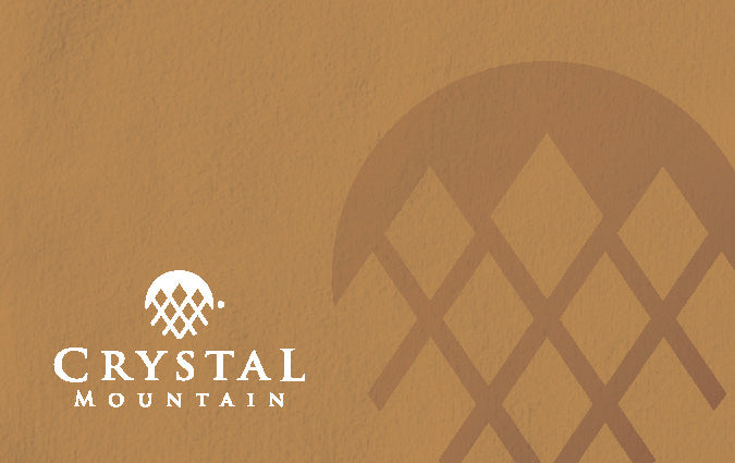 Crystal Mountain Gift Card