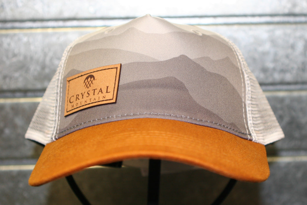 Locale Ranges Trucker Hat