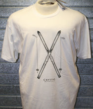 Load image into Gallery viewer, Locale Crystal Mountain Ski Tee