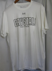 Mens Crystal Tee