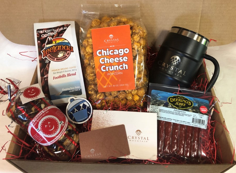 Love Snacking Gift Box