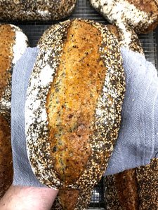 Seeded Sourdough Loaf (Available Saturday only)