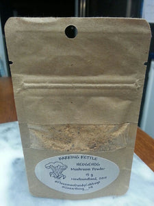 Barking Kettle Wild Hedgehog Mushroom Powder (15g)