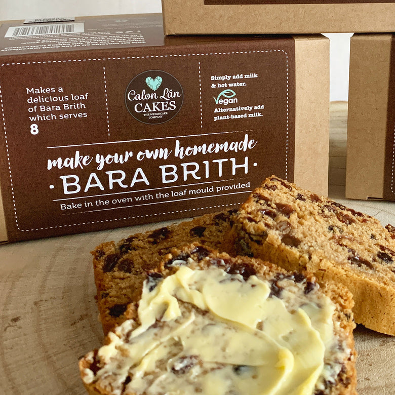 Make your own Bara Brith kit