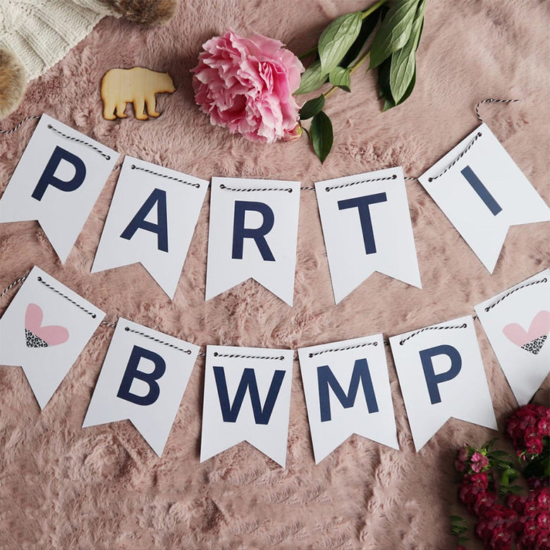 Parti Bwmp bunting