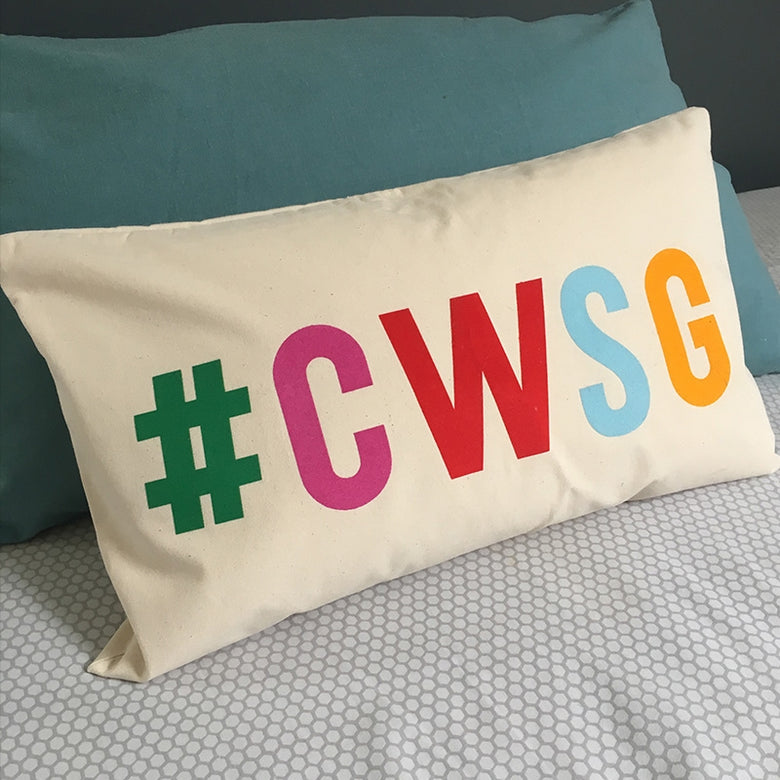 Cwsg cushion