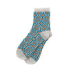 Fes tweed women's socks