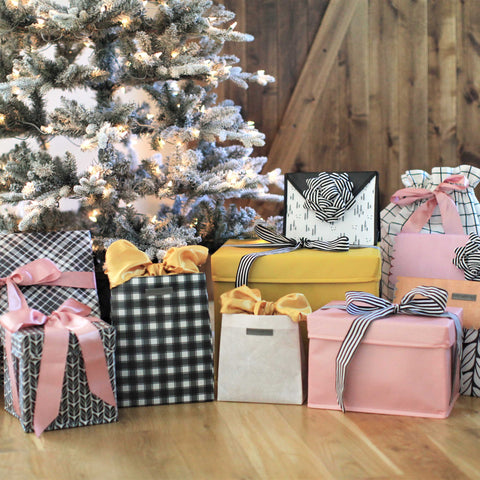 I am an EverWrap member and I have a large family at home. Will I have enough reusable gift wrap?