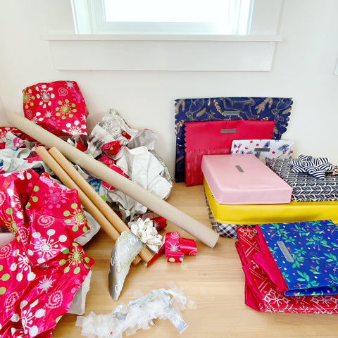 Why switch to EverWrap Reusable Gift Wrap