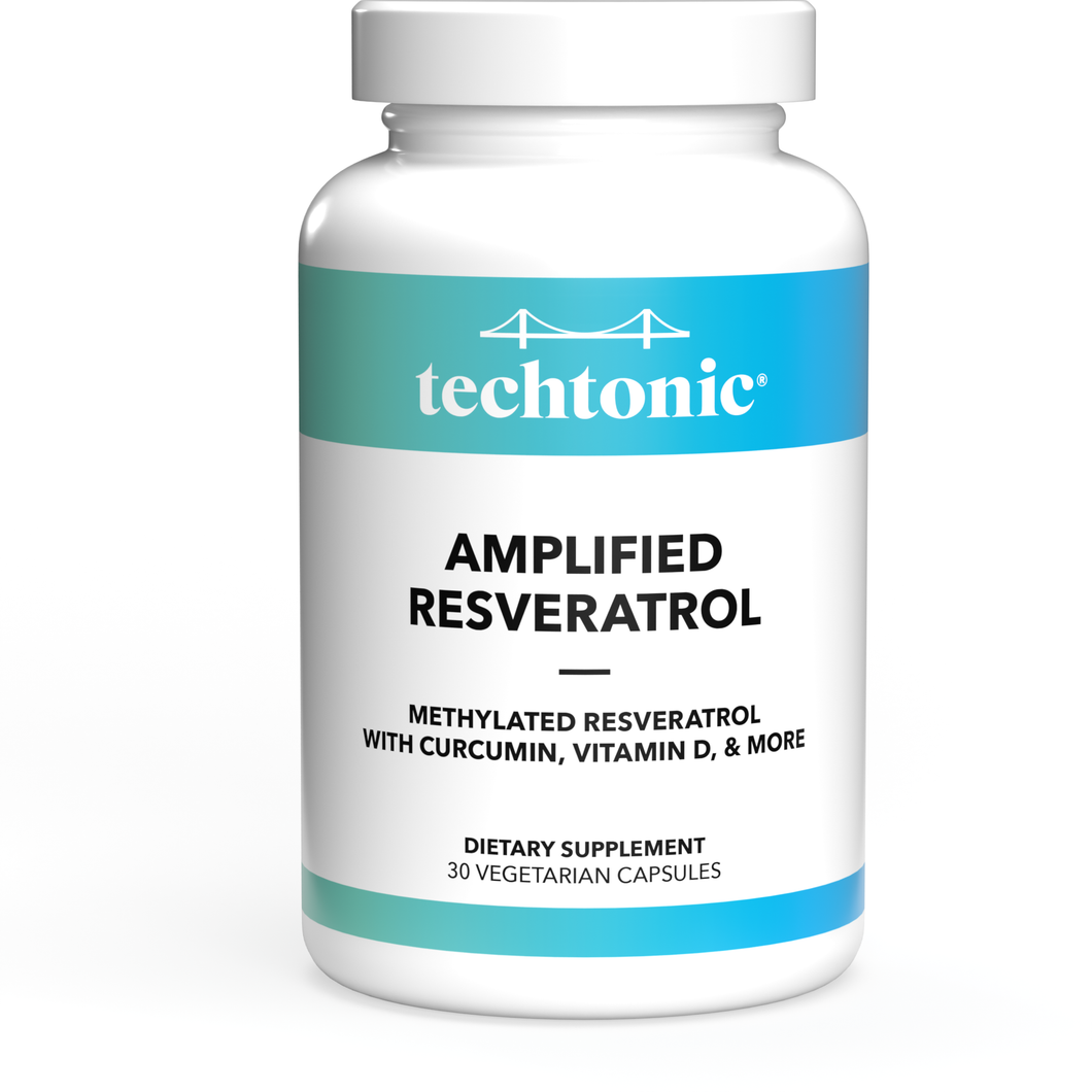 Amplified Resveratrol