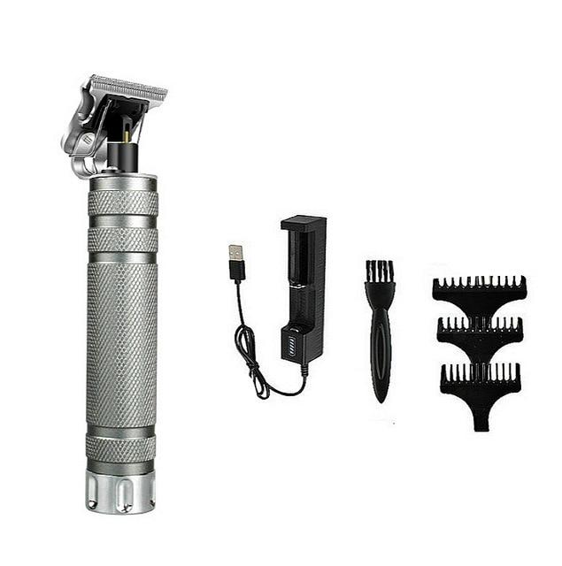 Hair Trimmer Body Face Clipper Electric Hair Clippers Men Cordless Beard Razor Trimmers Barber Haircut Cutter - GoJohnny437