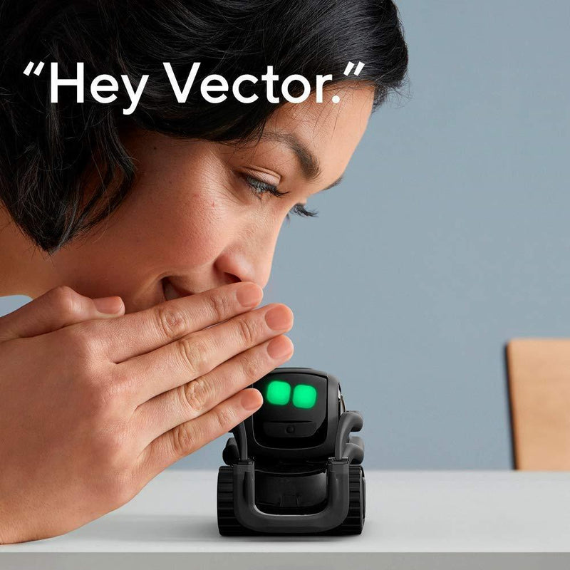 Original Vector Robot , A Home Smart Robot With Interactive AI Tech Who Hangs Out & Helps Out, With Amazon Alexa Built-In - GoJohnny437