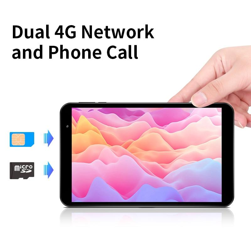 Teclast P80X 4GTablet Android 9.0 SC9863A IMG GX6250 8inch 1280 x 800 IPS Octa Core 1.6GHz 2GB RAM 32GB ROM Dual Cameras Tablet - GoJohnny437