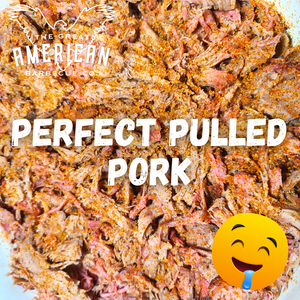 Perfect Pulled Pork with Arch City Original Pork Rub!