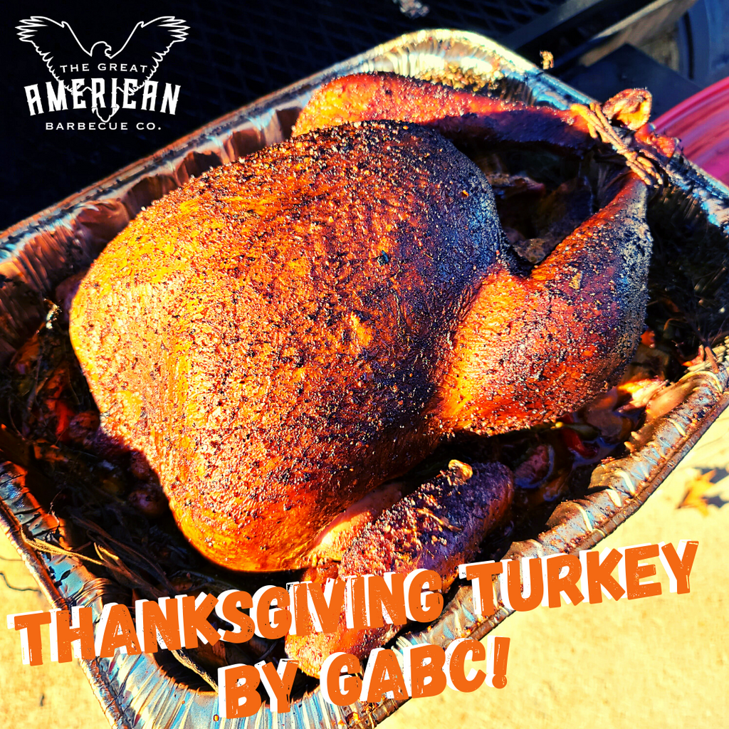 Thanksgiving Turkey by GABC!