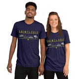 Proud St. Louisan T-Shirt - Yellow Logo
