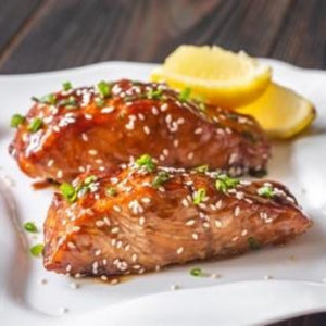 Teriyaki Salmon - Ready Made Meal Delivery.com