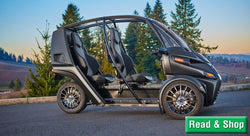 Coolest Small Electric Vehicles