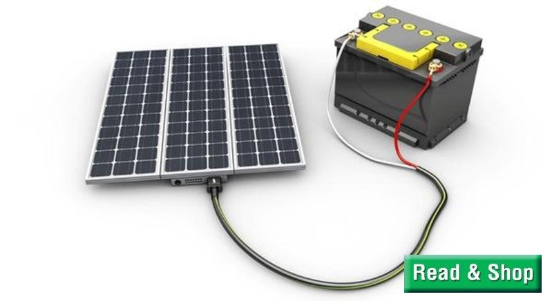 3 Things you need to know about Solar Batteries