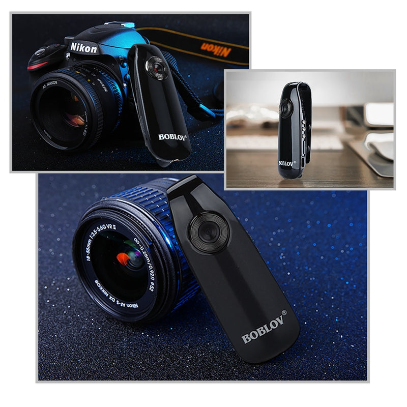 Mini Camera Full HD 1080P Portable Camara Body Cam Motorcycle Bike Motion