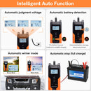 Automatic Car Battery Charger 12V Intelligent Auto Pulse Repair Maintainer Trickle Charging for Motorcycle Moto 6V 12 V