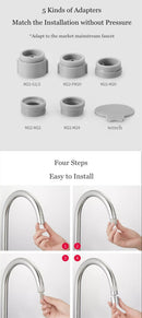 Xiaomi  Water Saving Faucet Aerators for Kitchen Bathroom 2 Modes