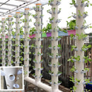 DIY Hydroponic Pots for Hydroponics Vertical Tower 40  pcs