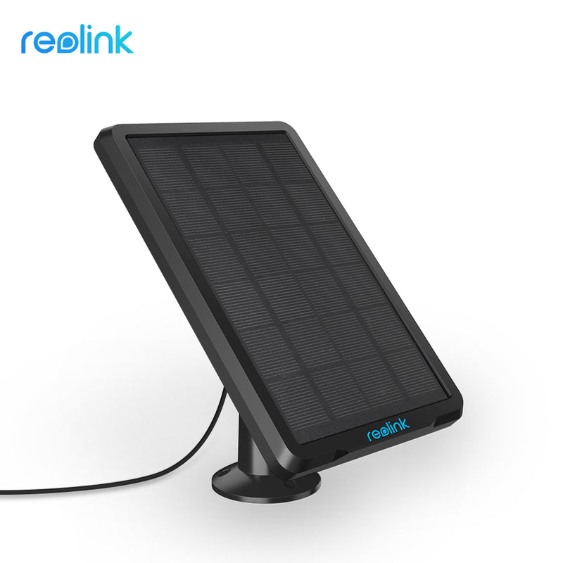 Reolink Solar Panel with 4m cable for Reolink rechargeable battery camera