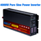 Pure Sine Wave Inverter DC 12v 24v AC 110v 220v Power 2000W 3000W 4000W Car Inverter Converte WITH LED Display