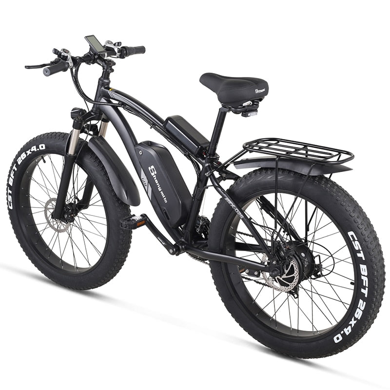 Electric bike 48 V 1000 W electric mountain bike 4.0 fat tire Electric Bicycle beach E-bike electric