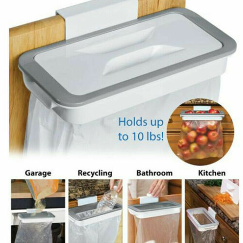 Kitchen Cabinet Trash Bag Holder Kitchen Gadgets