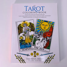 Load image into Gallery viewer, The Tarot Coloring Book