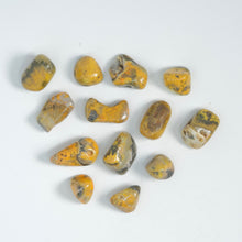Load image into Gallery viewer, Bumblebee Jasper - Tumbled