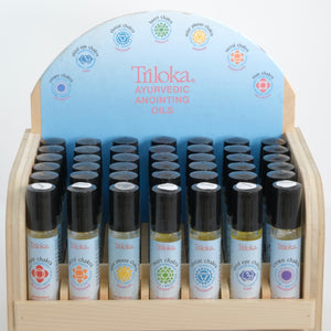 Triloka Chakra Roll On Anointing Oils (Online Shop Only)