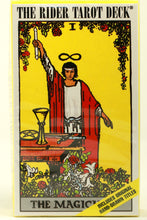 Load image into Gallery viewer, The Rider Tarot Deck