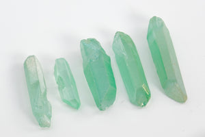 Quartz Aura Points