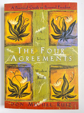 Load image into Gallery viewer, The Four Agreements by Don Miguel Ruiz