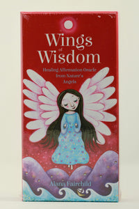 Wings of Wisdom Healing Affirmation Oracle