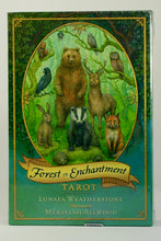 Load image into Gallery viewer, Forest of Enchantment Tarot