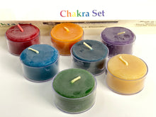 Load image into Gallery viewer, Chakra Candle Set
