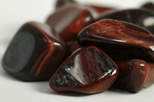 Red Tigers Eye - Tumbled